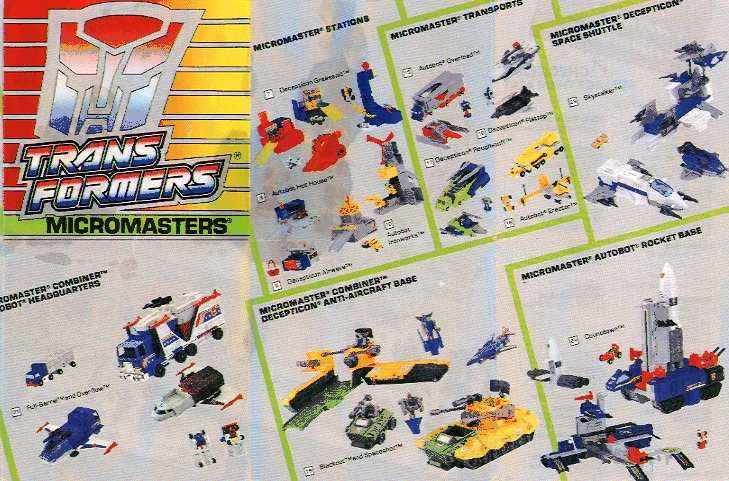TF Micromasters